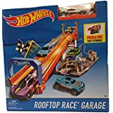 Hot Wheels Pista Garaje Rooftop Race