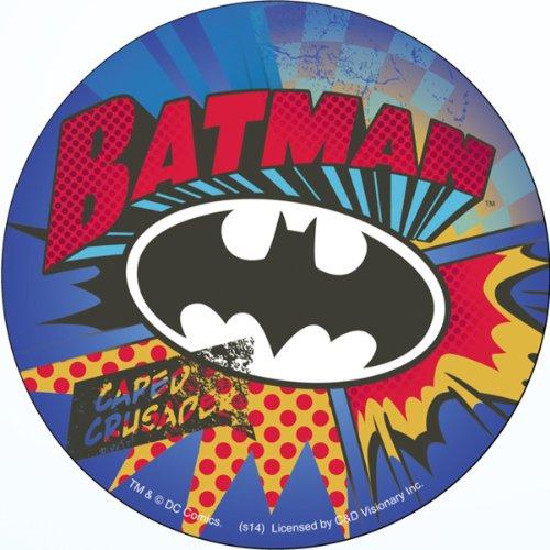 BATMAN BURST, Officially Licensed Original Artwork, Premium Quality 4