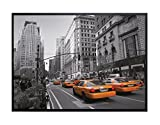 Klebefieber Fußmatte New York Taxi B x H: 85cm x 60cm