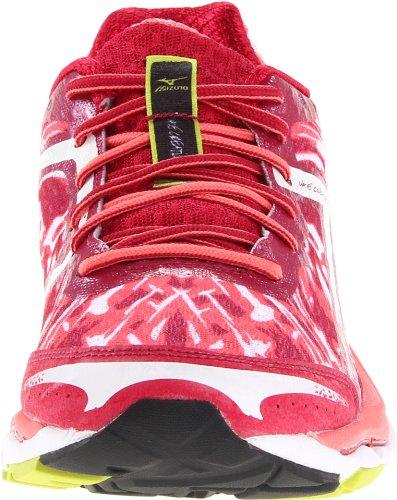 Mizuno Wave Creation 15 Synthétique Chaussure de Course Rose