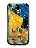 Van Gogh Caffe Terrace at Nigth for Art print detail custodia per Samsung Galaxy S4