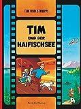 Tim und Struppi, Carlsen Comics, Neuausgabe, Bd.23, Tim und der Haifischsee (Tim & Struppi, Band 23) - Hergé