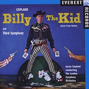 Billy the Kid/Third Symphony