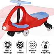 R for Rabbit Iya Iya Scratch Free Twister Magic Swing Car Ride ons for Kids of Above 3 Years Strongest & S