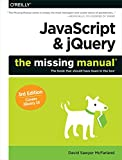 JavaScript & jQuery: The Missing Manual 3e