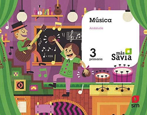 Música 3 Primaria Mas Savia Andalucía