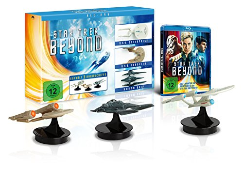 Star Trek Beyond inkl. Spaceships [Blu-ray] [Limited Edition]