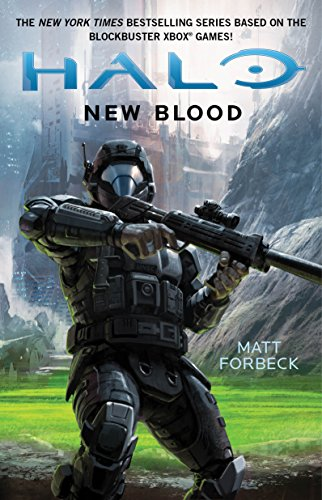 Halo: New Blood par Matt Forbeck
