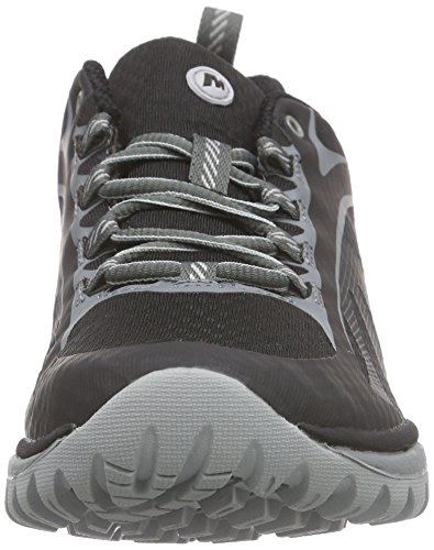 Merrell Ladies Siren Edge Trekking & Hiking Low Shoes Nero (nero)
