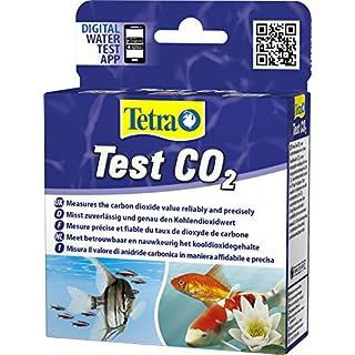 Tetra Test CO2 (Kohlendioxid) (Wassertest für Süßwasseraquarien, misst zuverlässig und genau den Kohlendioxidwert)