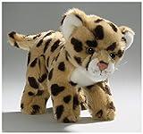 Carl Dick Leopard aus Plüsch, ca. 22cm 1670002