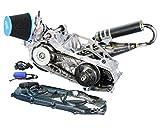 Rennmotor POLINI Evolution P.R.E. 70ccm 47,6mm für Mbk Nitro, Yamaha Aerox
