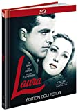 Laura - REGION FREE Collector's Edition Bluray + DVD Digibook