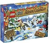 Lego City 7724 - Adventskalender