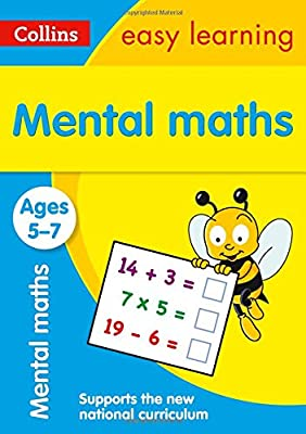 Mental Maths Ages 5-7: New Edition (Collins Easy Learning KS1) from Collins