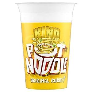 Pot Noodle König Topf Nudeln Curry (114G)