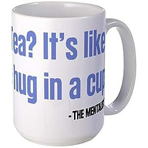 Le grand Mug Mentalist Grande tasse Par CafePress