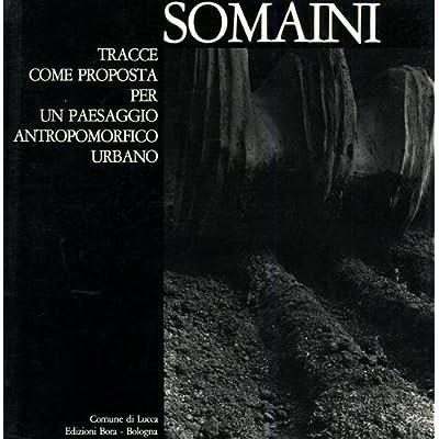 Francesco Somaini. Tracce Come Proposta Per Un Paesaggio Antropomorfico Urbano. (Lucca 1980)