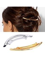 70 Stücke C und Typ Nadel Haarwebart Nadeln für Perücken Machen Nähnadel