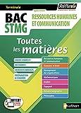 Ressources humaines et communication Tle Bac STMG : Toutes les matières