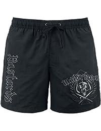 Motörhead Bastards Bañador Negro