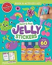 Paint & Peel Jelly Stickers (Kl