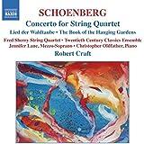 Konzert für Streichquartett und Orchester