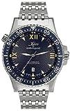 Xezo pour Unite4:good montre automatique Air Commando, verre saphir de fabrique suisse, mouvement Citizen, 20 ATM. Numéro de série.