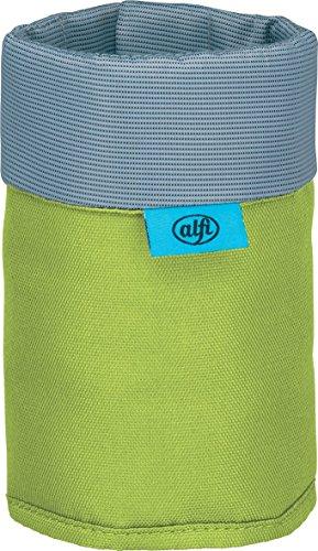 alfi 0007.278.814 Flaschen-Kühlmanschette isoWrap, Polyester, apfelgrün