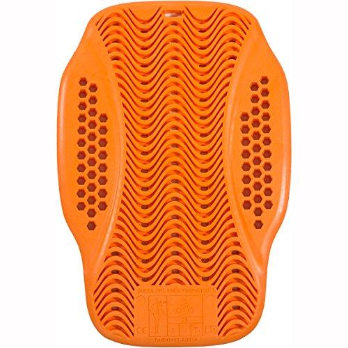 Preisvergleich Produktbild RUKKA Rückenprotektor Protektor Motorrad D3O Allback Lvl 2 sehr leicht orange Gr. L