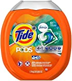 Tide PODs Plus Febreze Laundry Detergent Pacs - Botanical Rain Scent - 61 ct by Tide