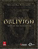 Elder Scrolls IV: Oblivion Game of the Year Official Strategy Guide (Prima Official Game Guides)