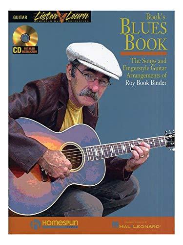 Roy Book Binder: book' S Blues Book. Partitionen, CD für Grifftabelle Gitarre (Musik 1960er-jahren Für Kinder)