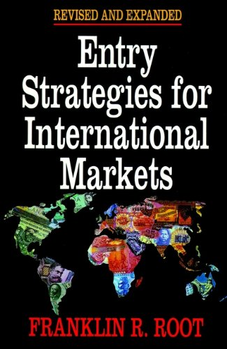 Entry Strategies for International Markets (English Edition)