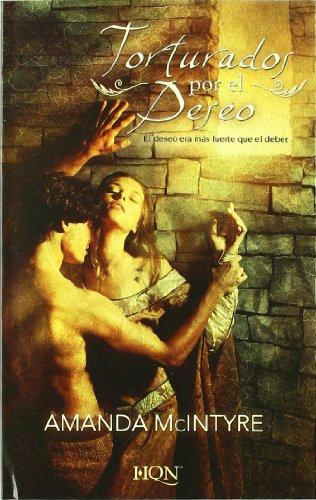 Portada del libro Torturados por el deseo (Fuego Especial)