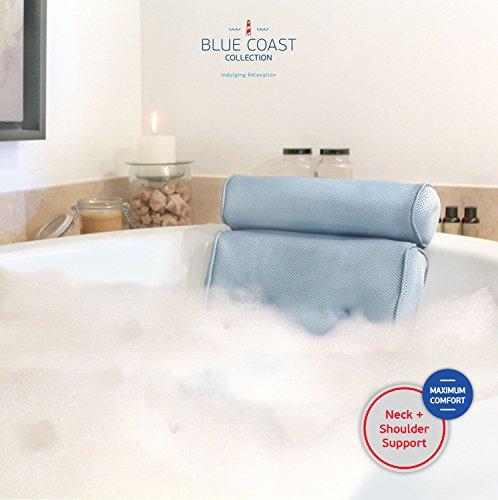 Cuscino premium per vasca da bagno il bonnieu bath pillow - Poggiatesta per vasca da bagno ...