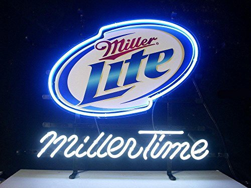 miller-lite-time-neon-sign-24x20-inches-bright-neon-light-display-mancave-beer-bar-pub-garage-new