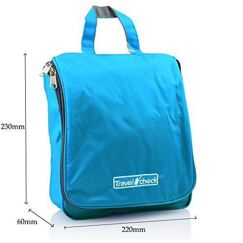 SZTARA Travel Toiletry Bag Organizer   Hanging Portable Travel Bags   Household  Storage Pack   Bathroom Makeup or Shaving ... f7384720bda0c