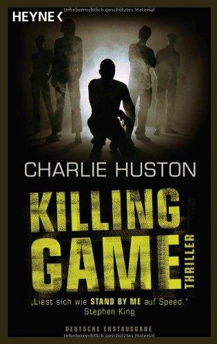 Killing Game: Thriller (Charlie Belle)