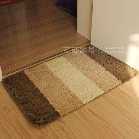 JinYiDian'Shop-Matten Wasseraufnahme Matten Küche Badezimmer Slip-Proof Matte, Staub Remover, 80 * 120 Cm, (Staub Remover)