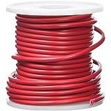 Altium 803290 Câble Electrique, Rouge, 1 mm²/10 m