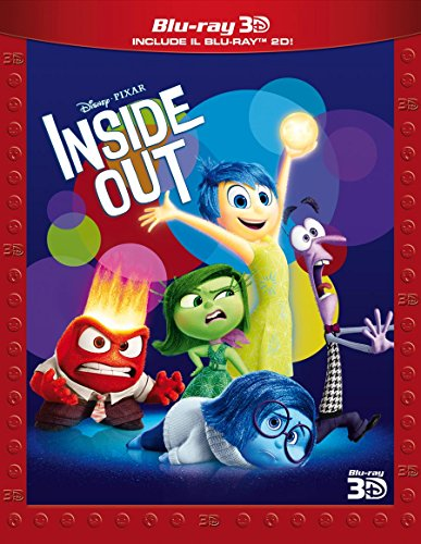 Inside Out 3D (2 Blu-Ray);Inside Out