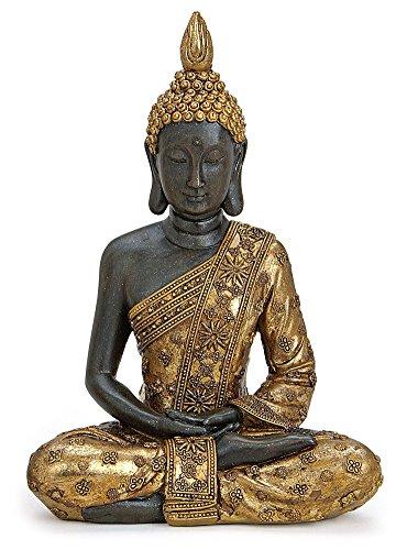 Buddha Statue Amithaba sitzend