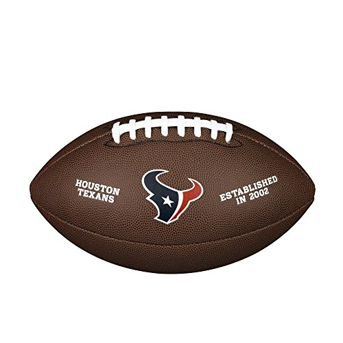 WILSON Houston Texans - Balón de fútbol