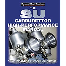 The SU Carburettor High Performance Manual (SpeedPro series) (English Edition)