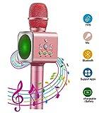Microphone Karaoke Wireless Xpassion Portable Bluetooth Karaoke Player Speaker For Apple iPhone iPad