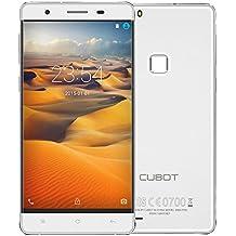 """CUBOT S550 Pro Smartphone 4G LTE Android 5.1 MTK6735 64bit Quad Core 5.5"""" Pantalla 3GB RAM 16GB ROM 8MP 13MP Cámaras Huella Digital"""
