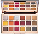 X SOPH - EXTRA SPICE PALETTE by MAKEUP REVOLUTION.It contains 18 ideally matched shades with matte and metallic finish. The set was created by Soph - the makeup star of YouTube. The palette in a shade of pink gold looks very elegant a...