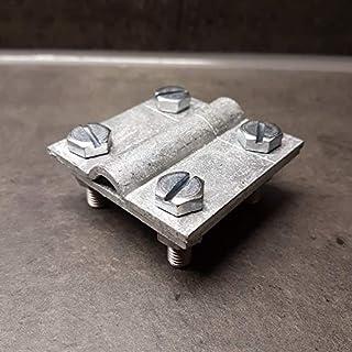 Kreuzverbinder Flach Rund verzinkt bis 35mm² Kreuzerder Staberder Banderder