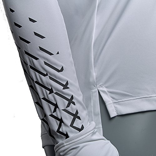 Camiseta De Manga Larga Nike W Nk Brthe Top Ls City, Mujer Blanco (blanco)